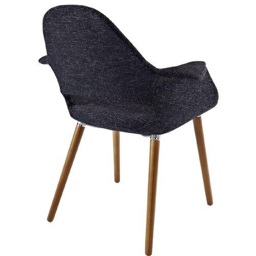 Modway Aegis Mid Century Modern Upholstered Fabric Organic