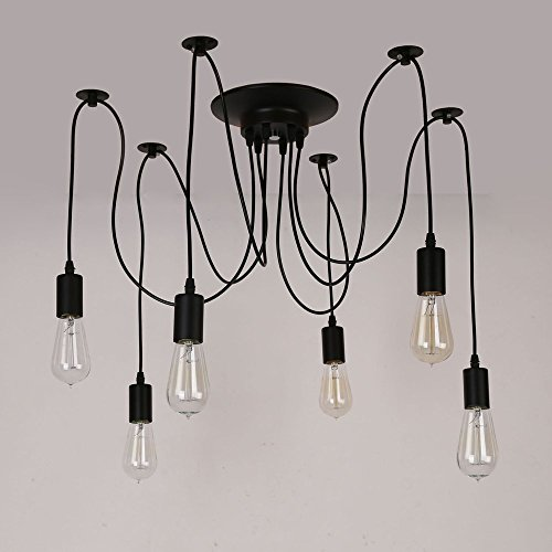 StillCool Vintage Retro Chandeliers Farmhouse Antique