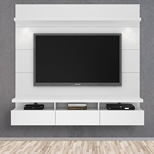 Manhattan Comfort Cabrini 2.2 Theater Entertainment Center Panel