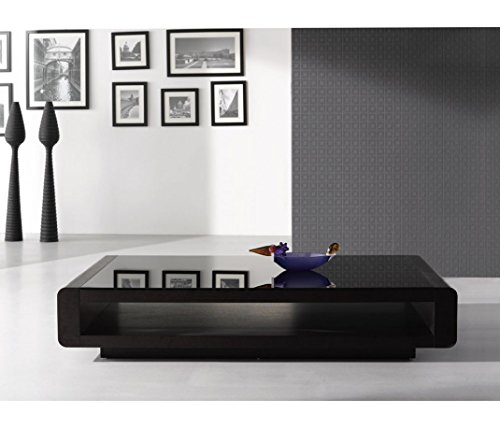 12.5″ H x 27.5″ W x 47.25″ D Modern Coffee Table